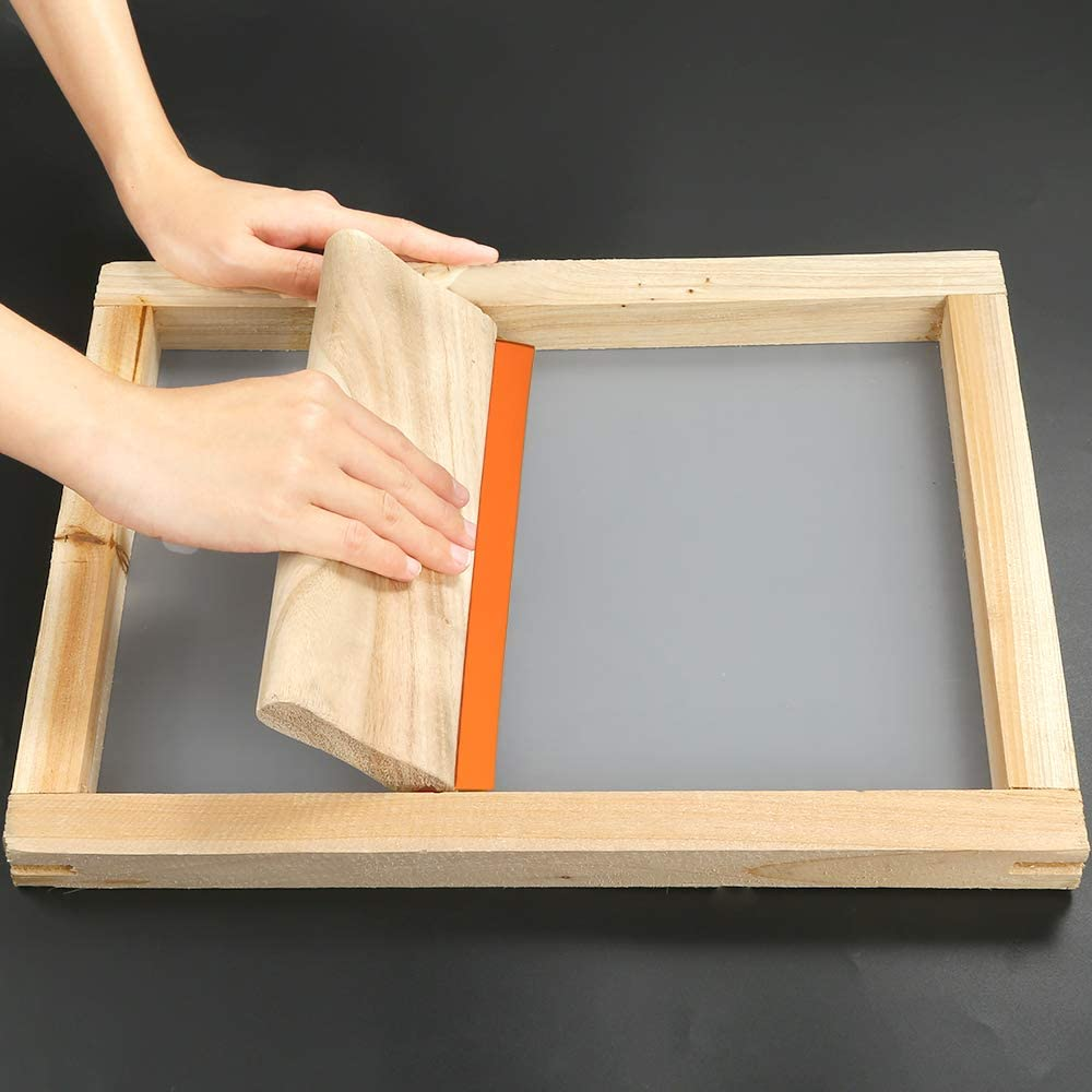 Updated Technique 2021-2022 Of How To Screen-Print At home For Cheap